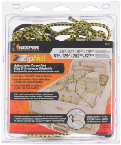 Cargo Net - Adjustable  Zipnet