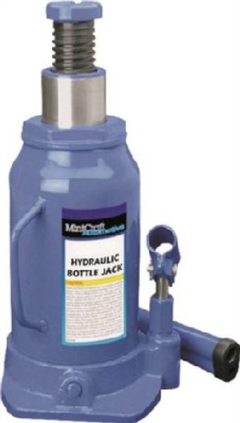 "Bottle Jack, 2 Ton, 9-1/6"" - 18-5/16"""
