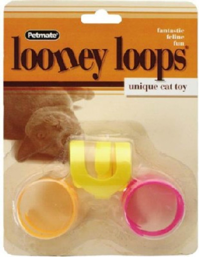 Looney Loops Cat Toys