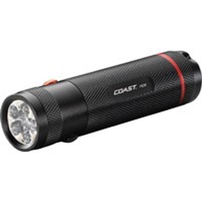 LED, Flashlight 155 Lumens  & Red Led