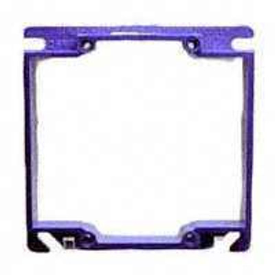 Switch Box Riser Ring, 2 Gang, PVC
