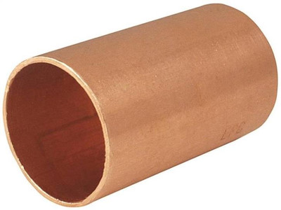 """Copper Fitting, 1"""", CXC, Coupling"""