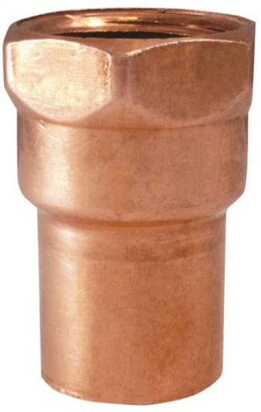 "Copper Fitting, 1/2"", CXF, Adapter"