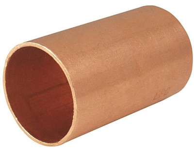 "Copper Fitting, 3/4"", CXC, Coupling"