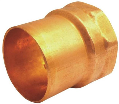 "Copper Fitting, 2"", CXF, Adapter"