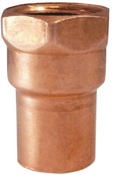 "Copper Fitting, 1-1/2"", CXF, Adapter"