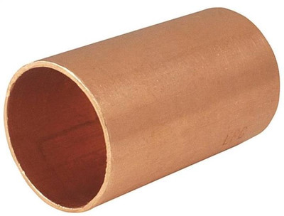 "Copper Fitting, 3/4"", CXC, Coupling, Slip"