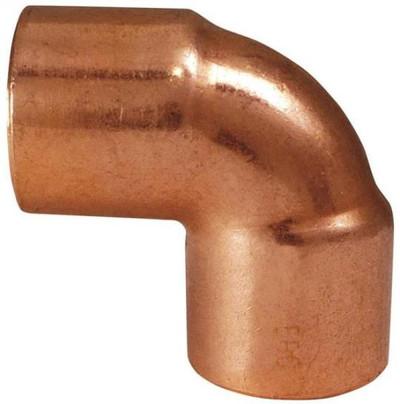 "Copper Fitting, 1-1/4"", Elbow, 90 Deg"
