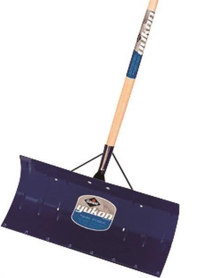 "Snow Pusher, 24"", Heavy Duty, Steel"
