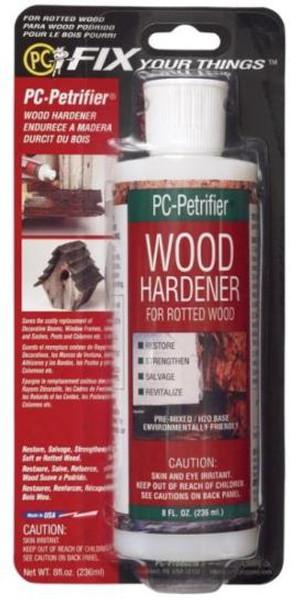 PC-Petrifier, Wood Hardner, 8 Oz