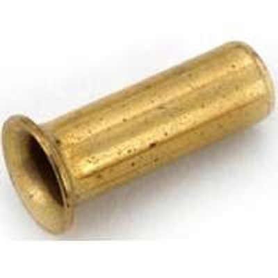 "Compression Fittings, 1/4"", Insert Adapter For Polytube, Brass"