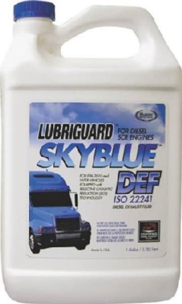 Lubriguard, Skyblue, Diesel Fuel Aditive, Gallon