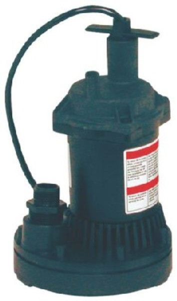 Utility Pump 1/6 Hp W/Garden Hose Adapter