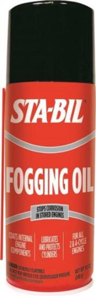Sta-Bil, Fogging Oil, 12 Oz Spray