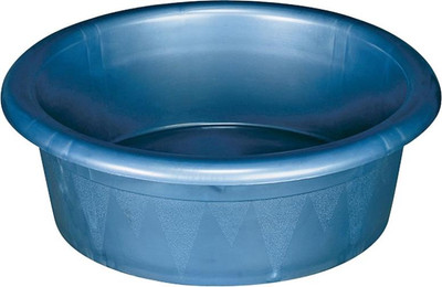 Pet Feed Dish, 12 Cup, Nesting, Microban