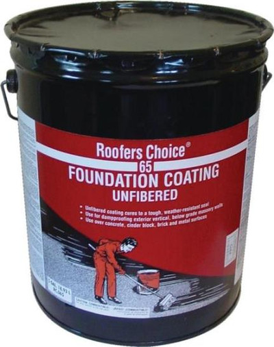 Henry, Foundation Coating, Unfibered. 5 Gallon