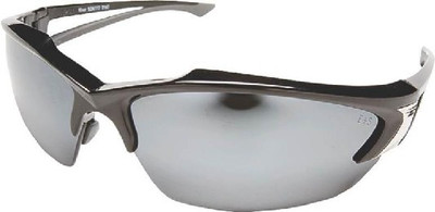 Safety Glasses, Khor Black/Silver Lens