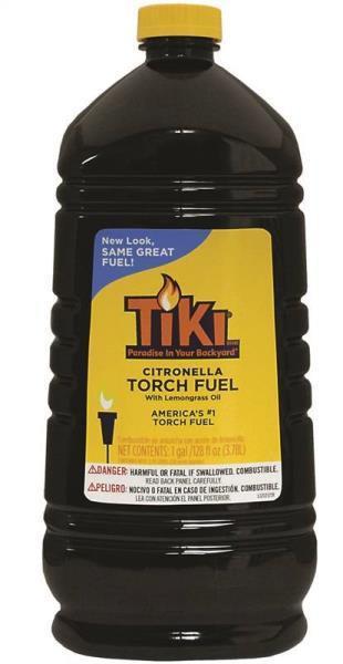 Patio Torch, Fuel, Citronella, 128 Oz