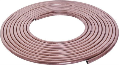 "Copper Tubing, 1/4"" x 20', Soft"