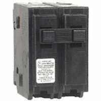 Square D, HOM220CP, HOMELIINE, 20 Amp 2 Pole Circuit Breaker