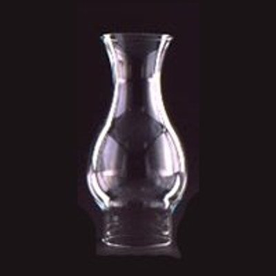 "Oil Lamp Chimney With Flare Top, 3"" x 8-1/2"""