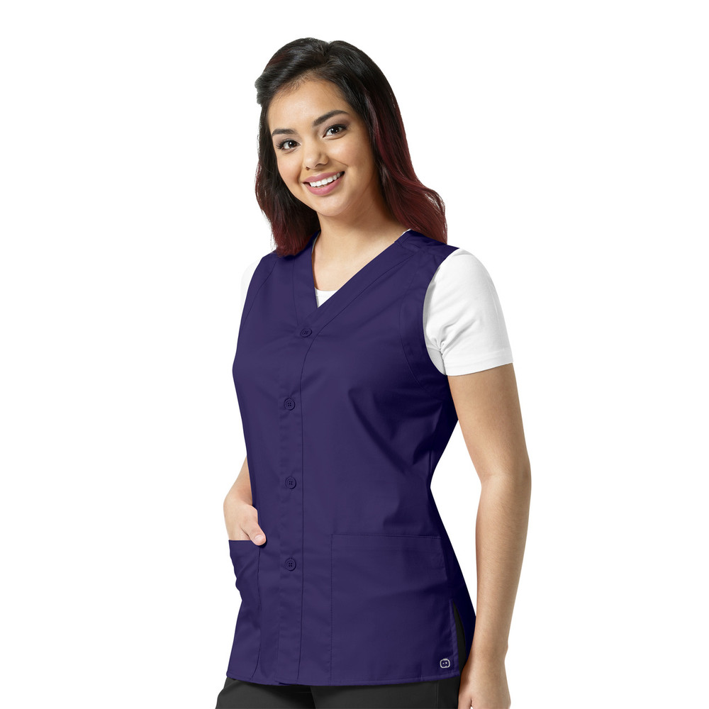 Wonder Work Volunteer Unisex Vest (9 Color Options)