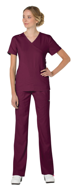 Koi Lite Women's Philosophy Solid Top (17 Color Options)