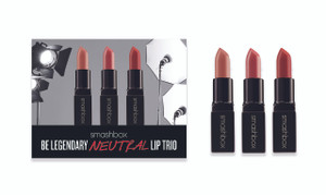 Smashbox Be Legendary Neutral Lip trio