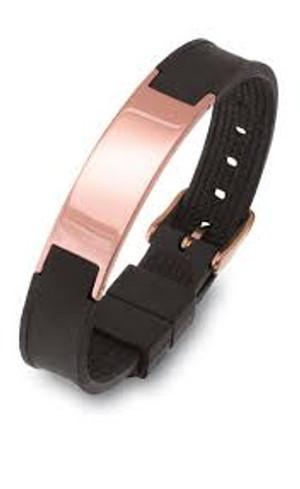 .Lifetrons Pure Health Bracelet - Golden Balance