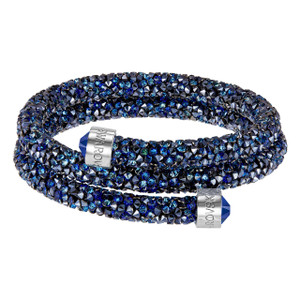 Crystaldust Bangle Double by Swarovski