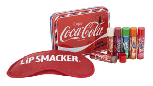 Coca-Cola Lip Smacker Travel Lip Collection by Lip Smacker
