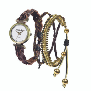 Amber Watch Set by Hippie Chic