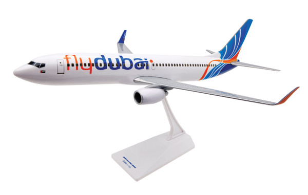 flydubai Scale Model Aircraft(Medium) - 1: 150