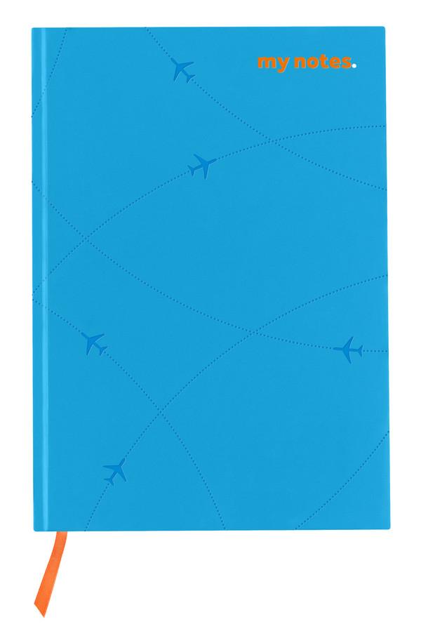 flydubai notebook - Light Blue