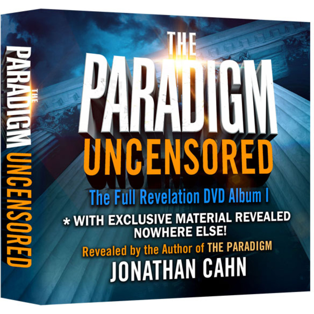 The paradigm uncensored part 1 4 dvd set jewish voice the paradigm uncensored part 1 4 dvd set malvernweather Gallery