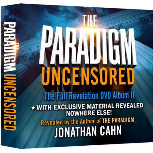 The paradigm uncensored part 1 4 dvd set jewish voice the paradigm uncensored part 2 4 dvd set malvernweather Images