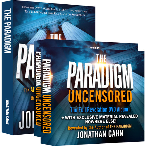 The paradigm uncensored part 1 4 dvd set jewish voice the paradigm book package 1923 malvernweather Images