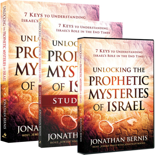 Unlocking the Prophetic Mysteries Book Package (1996)