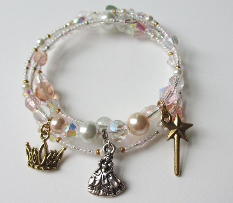The Good Witch Bracelet inspired by The Wonderful Wizard of Oz