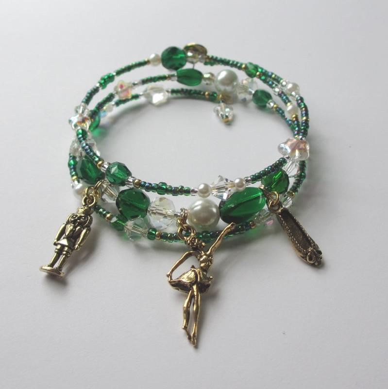 GREEN Clara's Dream Bracelet