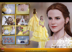 Hot Toys MMS422 Beauty and the Beast Belle