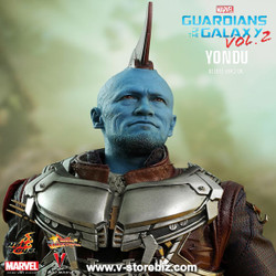 Hot Toys MMS436 Guardians of the Galaxy Vol. 2 Yondu Deluxe Version