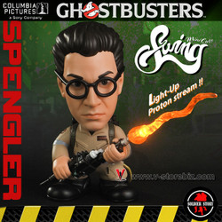 "Soldier Story 3.75"" Ghostbusters Dr. Egon Spengler"