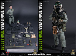 DAMToys 78045 SEAL Team 5 VBSS  Team Leader