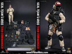 DAMToys 78046 SEAL Team 5 VBSS  Team Commander