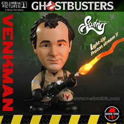 "Soldier Story 3.75"" Ghostbusters Dr. Peter Venkman"