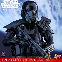 Hot Toys MMS385 Rogue One A Star Wars Story Death Trooper (Specialist)