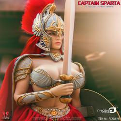 Phicen PL2016-98 Captain Sparta