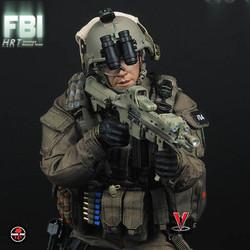Soldier Story SS067 FBI HRT (Hostage Rescue Team)