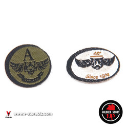 Soldier Story SS096 SDU Assault Leader SDU Patches